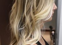 Colors and styles for Hair I ❤