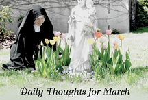 Saint Joseph / Join the Sisters as they honor their patron, St. Joseph.
