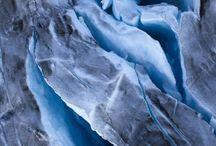 glacier- Ice