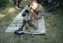 Military táborok / Military táborok