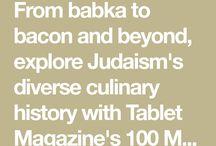 Jewish things
