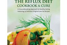Reflux-friendly Recipes / Reflux sucks - a lot.  However, I don't believe those that suffer from this need to eat only lettuce and cardboard.   / by Kelly Kersey