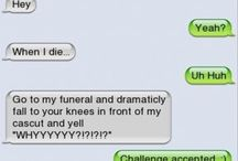 Best friend texts ahha