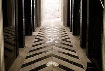 pałac korytarz