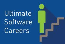 Ultimate Software Careers / If you're talented, energetic, and committed to delivering quality human capital management (HCM) software and services, you'll find that Ultimate Software is the perfect place to work. You'll grow professionally and share your knowledge and experience with coworkers. / by Ultimate Software