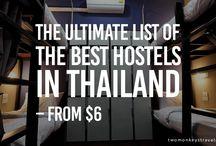 Thailand and Cambodia 2018