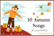 SONGS FOR KIDS / by Angie Desper