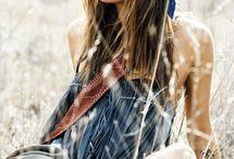 Hippie chic / I like