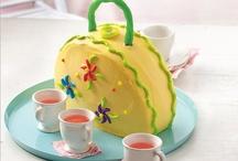 Birthday Cake Ideas~