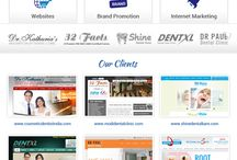 Dental Clinic in Delhi / Professional and expertise dental clinic website designing.