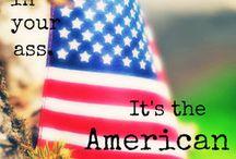 America the Beautiful / It needs no description. / by Sarah Coats