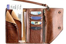 Wallet /Shoulder case/ Tablet Gadget Hipcase (poush)