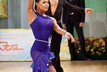 Latin and ballroom dress. / by Piyathida Teerasartsilp