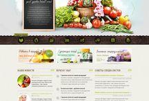 organic webdesign