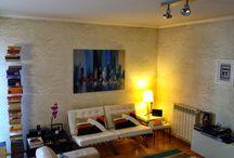 Restyling de espaços – Hall + Sala de estar + Sala de Jantar / Restyling de espaços – Hall + Sala de estar + Sala de Jantar