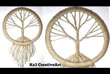 arbre de vie attrape rêve