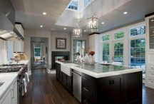 Kitchen Islands / Secondary Sinks! / by Franke Luxury