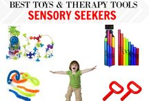 Sensory processing disorder supports