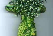 Beadwork / Beads and beads and what you can do with them. Imagination is the key to beads.