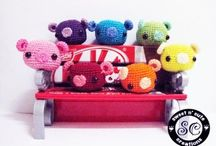 Crochet Baby:  Amigurumi & Toys / by Joan Nicholes