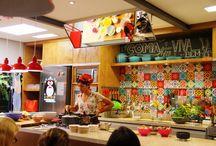 Venham conferir o curso ministrado por Bela Gil / Venham conferir o curso ministrado por Bela Gil - Culinária Natural! http://camilazivit.com.br/workshop-com-a-bela-gil-culinaria-natural/