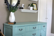 Buffet Table / by Anna Anderson