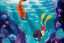 ILLU sous l'eau
