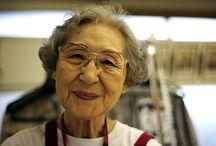 명숙 // 호랑이 / grandma myungsook and her tiger