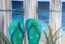 Tuval resimleri