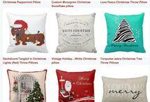 Kissen Weihnachten ❤️