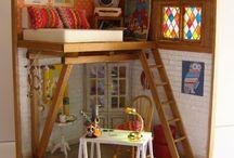 Domek dla LaLeK - Pomysły