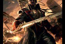 Warhammer stuff / Warhammer