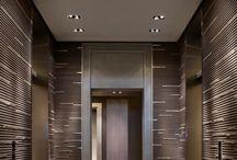 interior - lobby & lift room