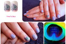 Star Nails / Our Star OPI Nails