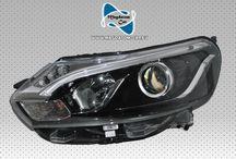 1x Neu Original Scheinwerfer Xenon Bixenon Headlights Toyota Proace