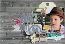 Scrapbooking / Making your memories live happily ever after