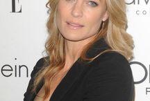 """Robin Wright """" Actrice Américaine """" / Actrice américaine, productrice et réalisatrice née à Dallas."""
