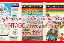Lightwater Valley Amusement Park