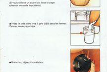 notice yaourtière seb