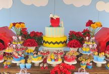 Snoopy's Party / Heitor B-day