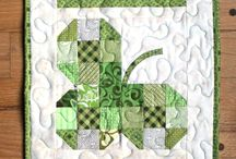 St. Patrick's Day Quilts