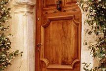Puertas de maderas antiguas