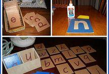 Kids - Montessori Materials DIY