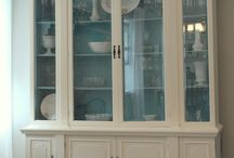 Dining rooms / by Stephanie Brooks