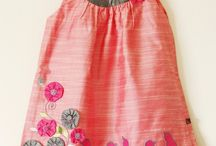 Selen kuslu elbise
