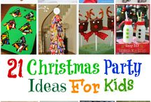 Christmas Party Ideas / Ideas and Inspiration for Christmas parties