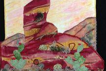 Desert Oasis - ArtFire / by Artfire.com