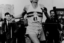 Inspiration- Britain, 1953,1954 and more / The Golden Era of British Running throughout the 50s is core to the values and aesthetics of Iffley Road. Here are a few more things that feed into and inspire our clothing.
