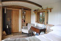 Cabin, hut, shed