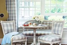 the English home / decorate your home in english style